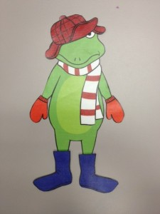 Flannel friday froggy gets dressed by jonathan london 2nd pronofoot35fo Images