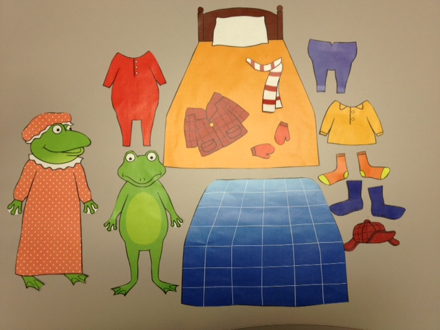 Flannel Friday! Froggy Gets Dressed by Jonathan London | Miss Mary ...